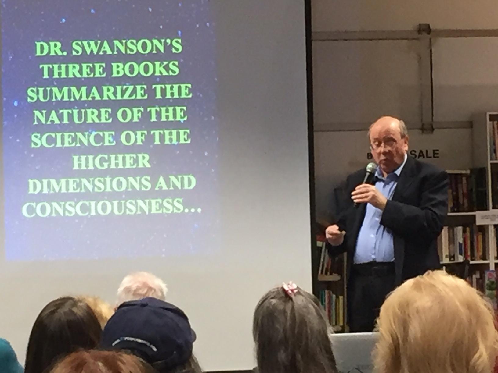 Physicist Claude Swanson Ph.D.