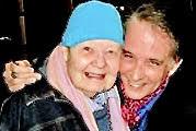 Andrew Harvey and Dorothy Walters